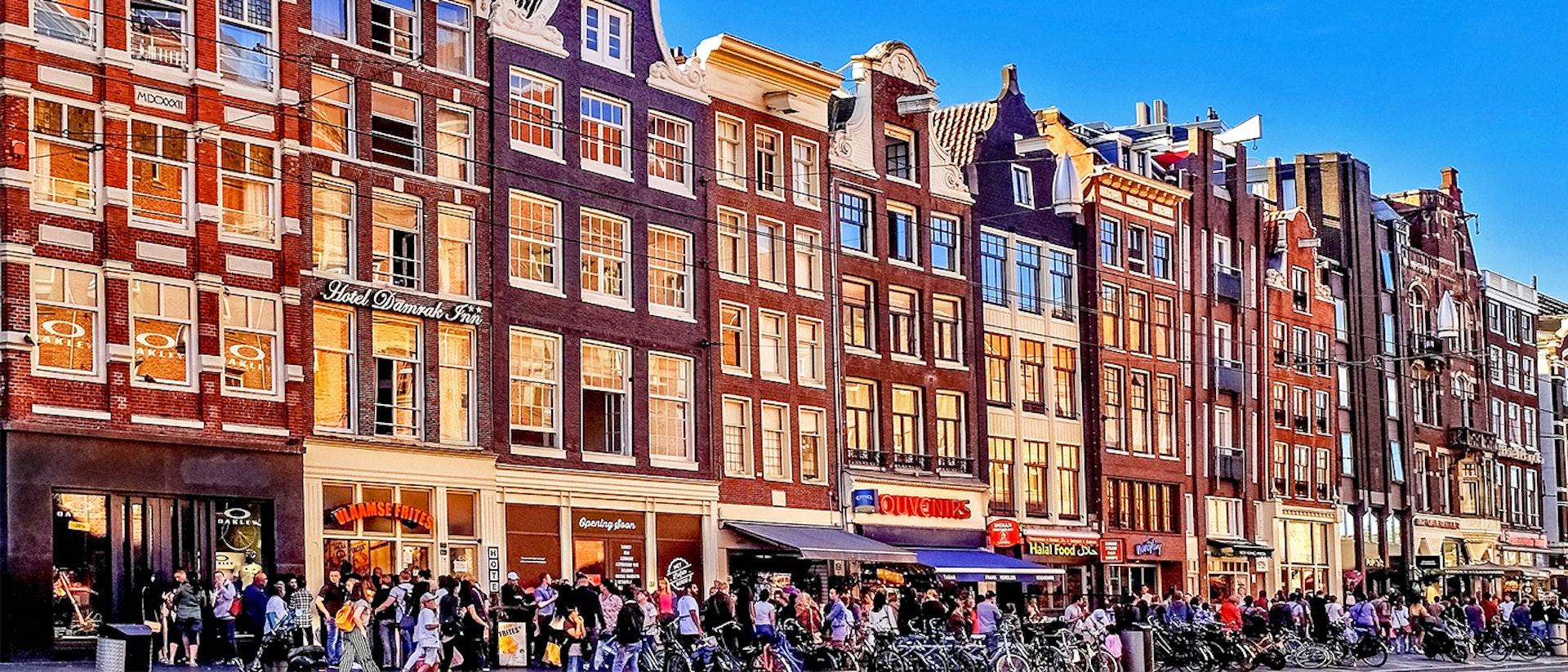 6x Ontspannen in het altijd levendige Amsterdam