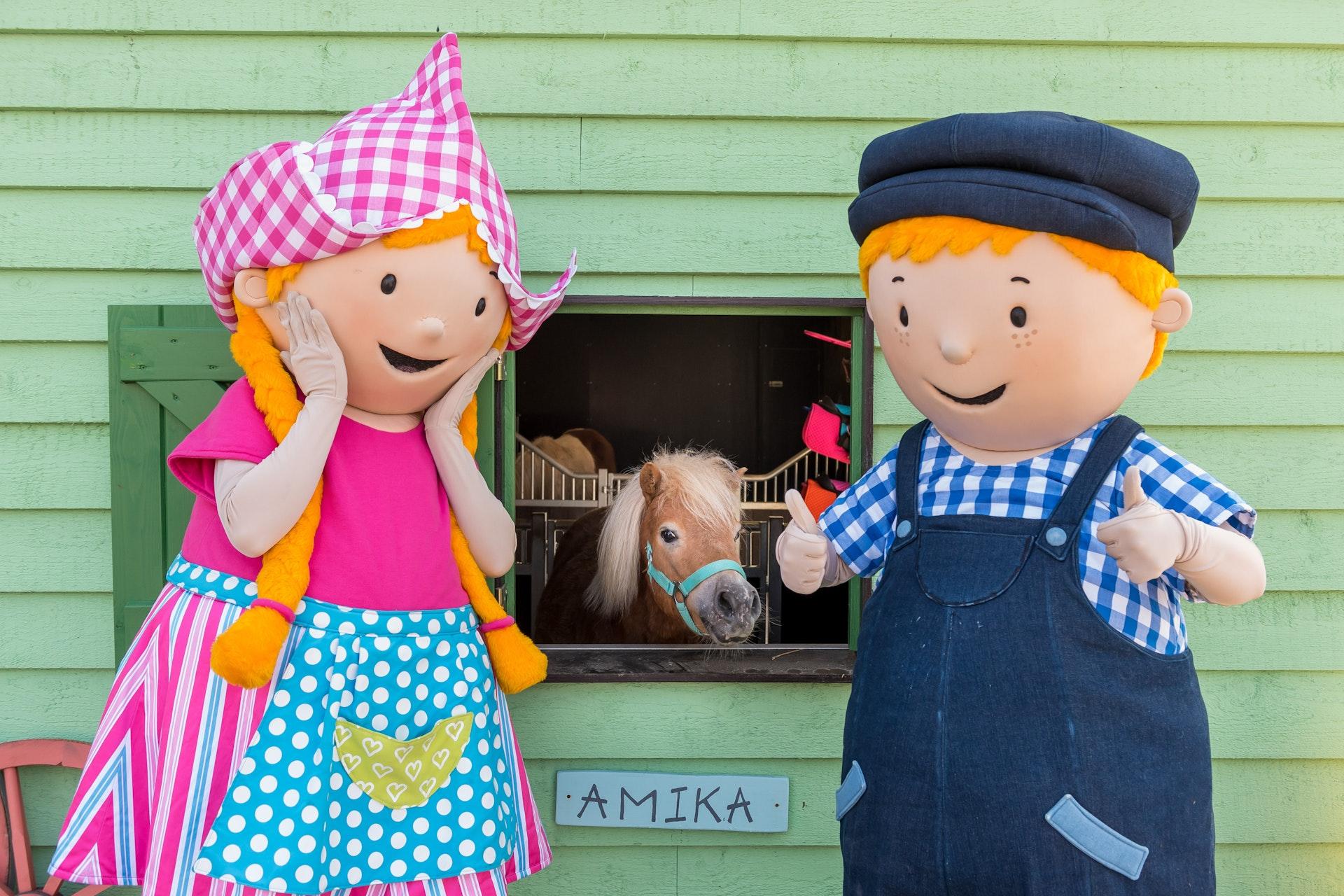 Ontdek de leukste boerderij van Nederland: Avonturenboerderij Molenwaard!