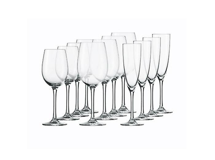 Korting 12 delige Wijnglazen starterset van Schott Zwiesel
