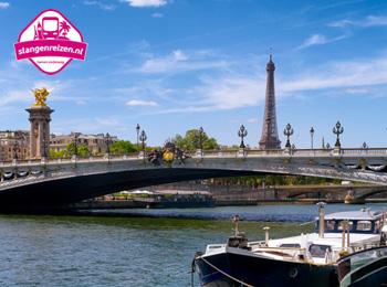 Korting 2 daagse reis naar Parijs