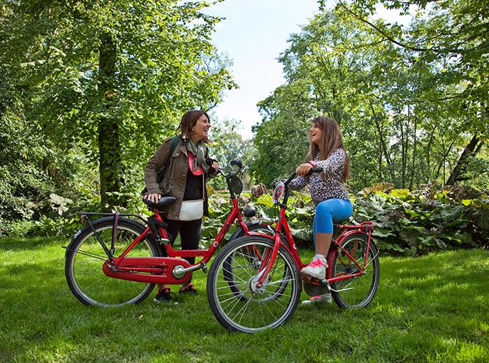 Korting Huur 24 uur een fiets bij MacBike Amsterdam