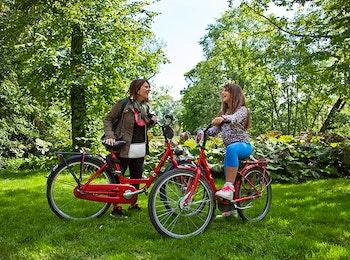 Huur 24 uur een fiets bij MacBike Amsterdam