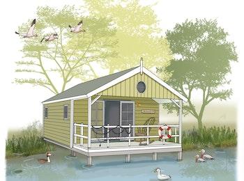 Kinderdijk Cottage (6 pers.)