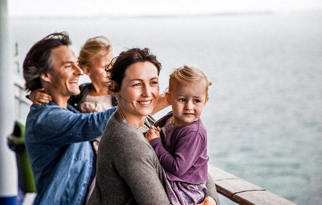 3-daagse Familie MiniCruise naar Newcastle voor 2 volwassenen en 2 kinderen
