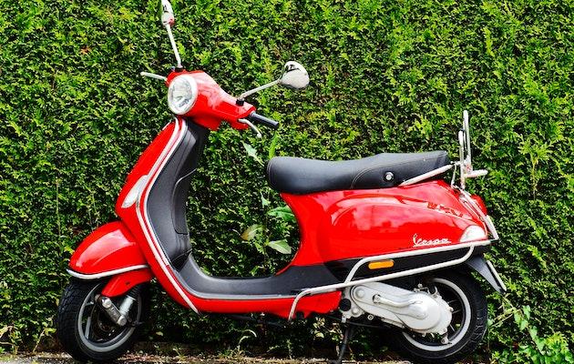 7 uur durende Vespa scootertocht door Belgisch Limburg
