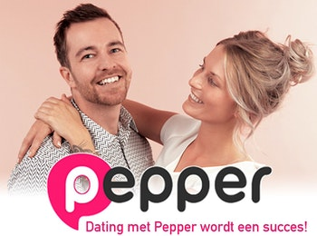Abonnement op datingsite Pepper