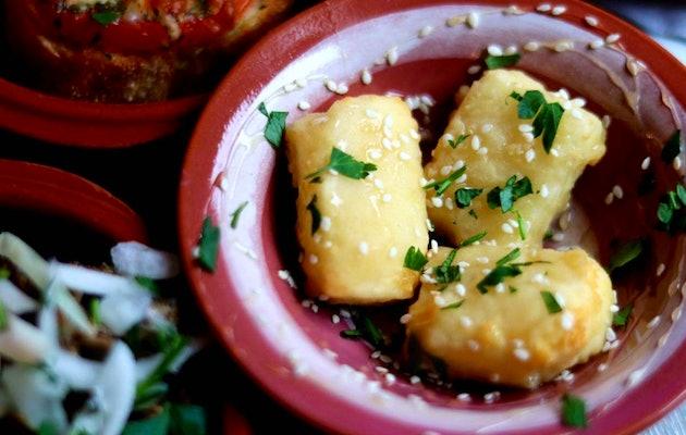 All you can eat Griekse Tapas en Mezes bij Carpe Diem