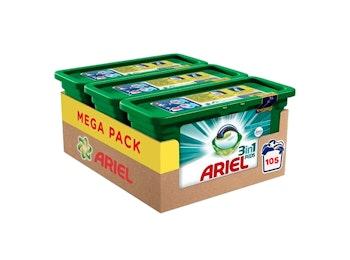 Ariel 3in1 Pods Febreze - 105 stuks