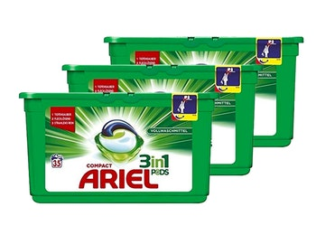 Ariel 3in1 Pods Regular - 105 stuks