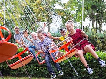 Beleef een fantastische dag bij familiepretpark de Waarbeek!