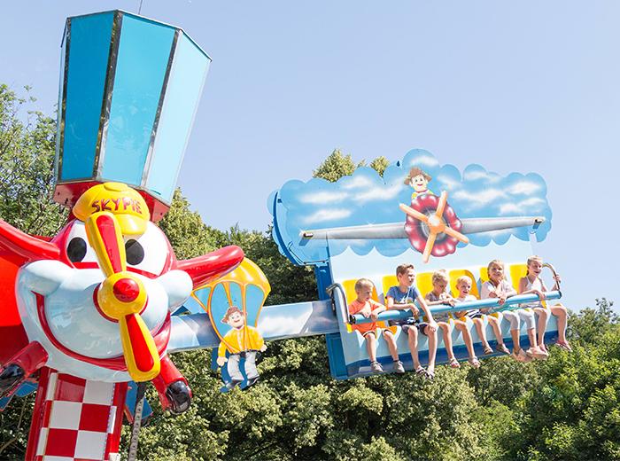 Korting Beleef een onvergetelijk dagje in Amusementspark Tivoli! Nijmegen
