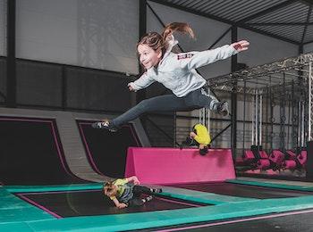 Beleef een spectaculaire dag bij Pret Inn Jump!