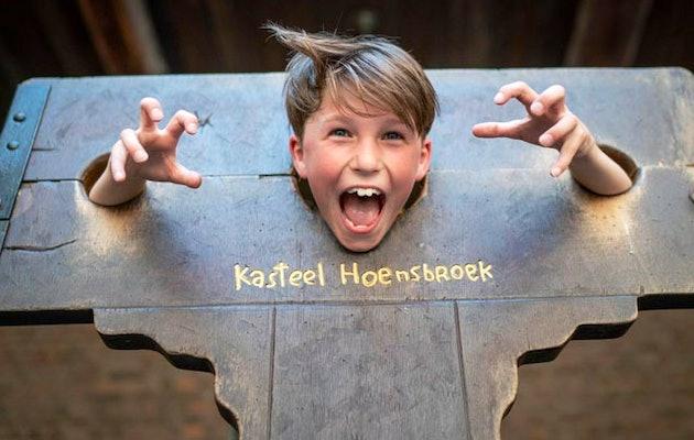 Entreeticket Kasteel Hoensbroek