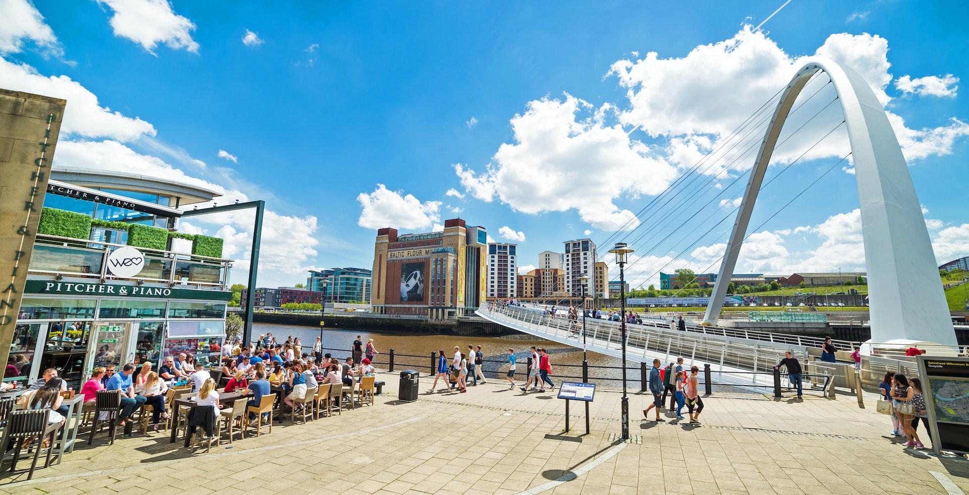 Een MiniCruise naar Newcastle, wat kun je verwachten?