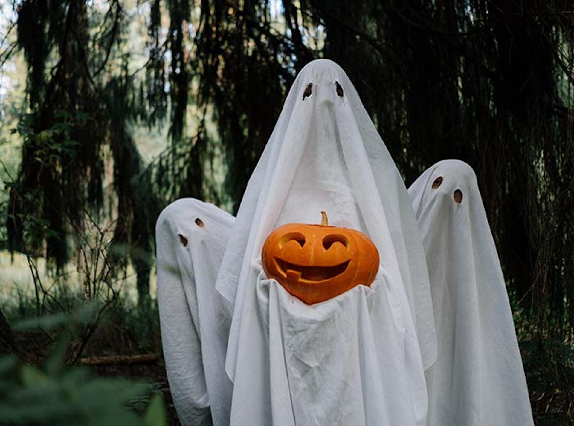 Waar vier jij Halloween?