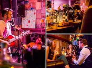 Cocktail + Fingerfood bij Jazzbar Eindhoven