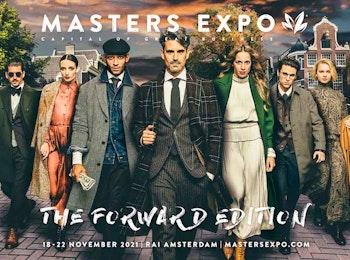 Entreeticket MASTERS EXPO in RAI Amsterdam