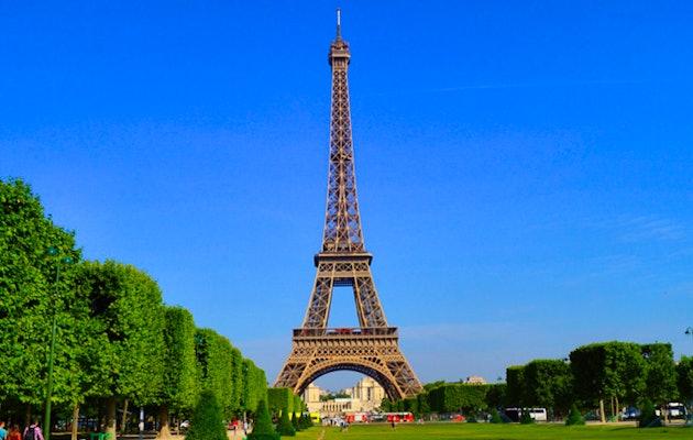 2-daagse reis naar Parijs