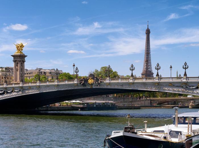 Korting Ontdek alle highlights van Parijs in één dag!