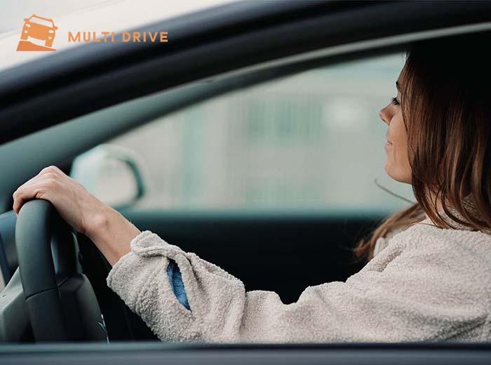 Ladies only 10 rijlessen plus praktijkexamen bij Multi Drive