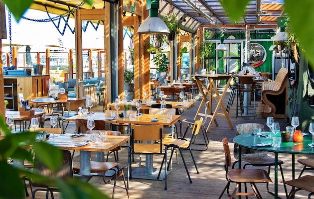 Heerlijk dineren met een hoofdgerecht naar keuze bij Solbeach Scheveningen