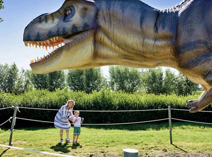 Korting Ga op avontuur als ranger in het Dino Experience Park! Amsterdam