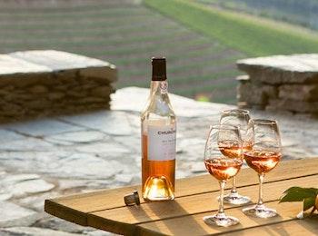 Een exclusieve wijnproeverij voor 4 personen aan huis!