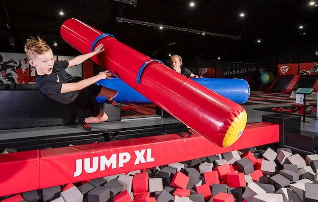 Entreeticket Jump XL Trampoline Parks