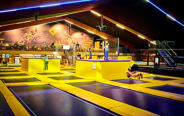 Bezoek Jumpsquare Trampolineparken