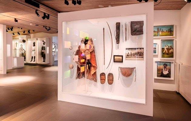 Entreeticket Afrika Museum in Berg & Dal