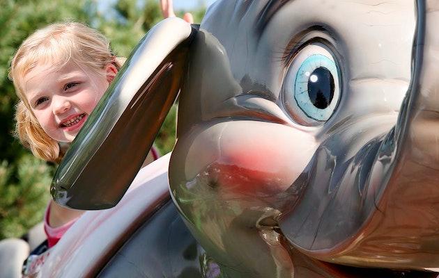 Kijk je ogen uit in Avonturenpark Hellendoorn