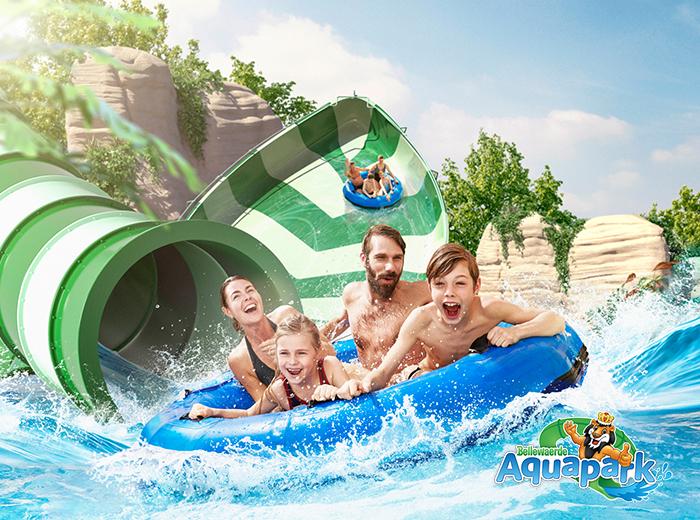 Korting Beleef een spetterend avontuur bij Bellewaerde Aquapark! Ieper