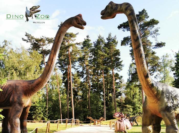 Korting Entreeticket Dino Zoo Metelen Amsterdam