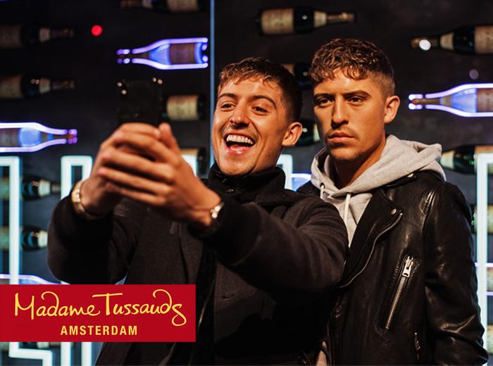 Korting Ontmoet jouw favoriete sterren bij Madame Tussauds Amsterdam