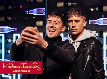 Billet d'entrée Madame Tussauds Amsterdam
