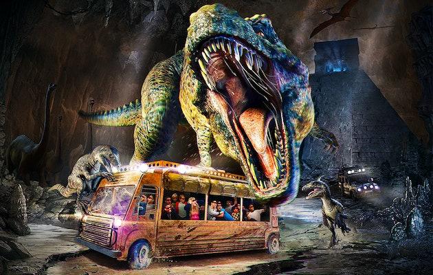 Ontmoet je favoriete animatiehelden bij attractiepark Movie Park Germany
