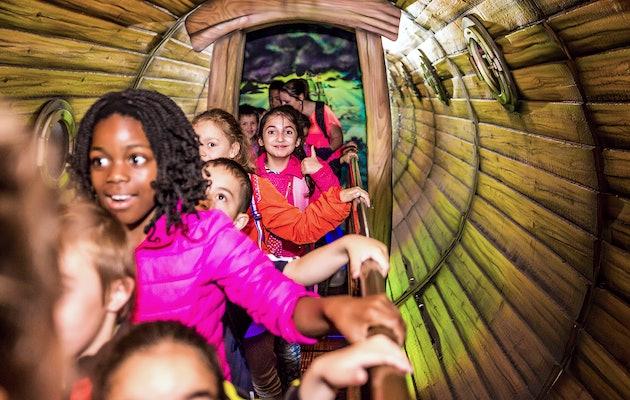 Bezoek in Vlissingen het grootste piratenpark van Nederland Het Arsenaal!