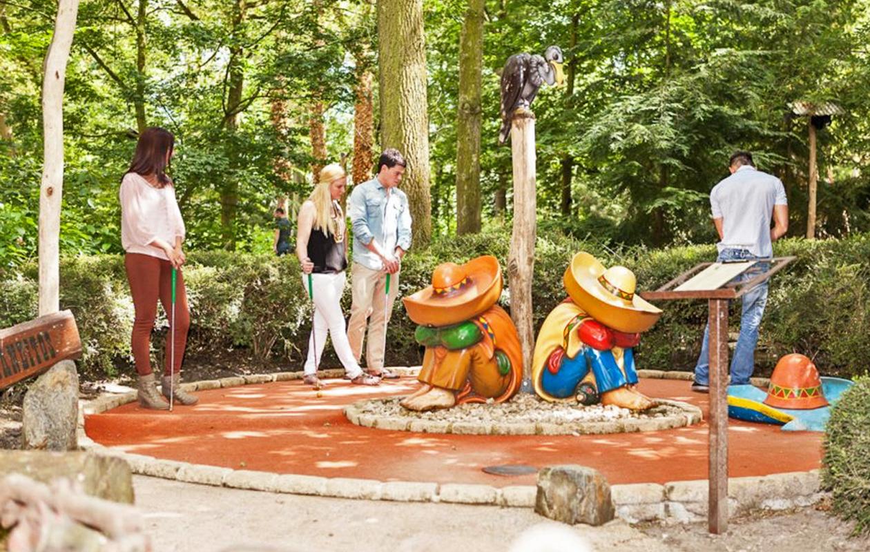 Entreeticket Speelpark Klein Zwitserland Tegelen
