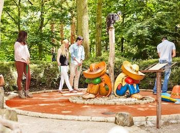 Entreeticket Speelpark Klein Zwitserland