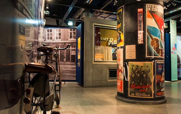 Ontdek alles over de oorlogstijd bij het Verzetsmuseum Amsterdam