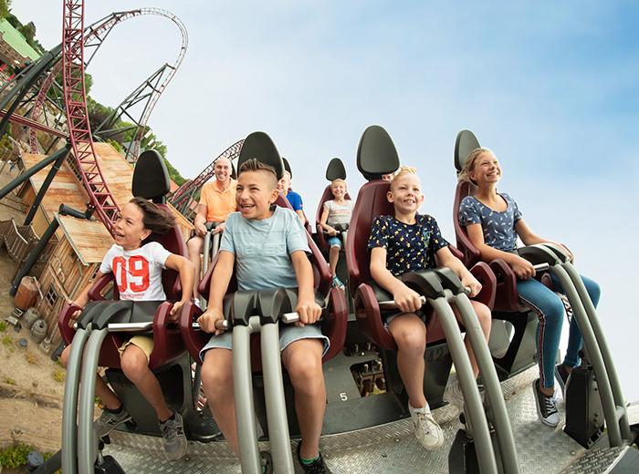 PRESALE entreeticket voor Attractiepark Slagharen!