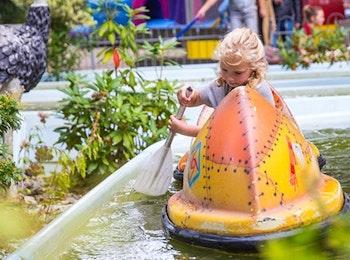 Pre-sale: Entreeticket voor Familiepretpark de Waarbeek