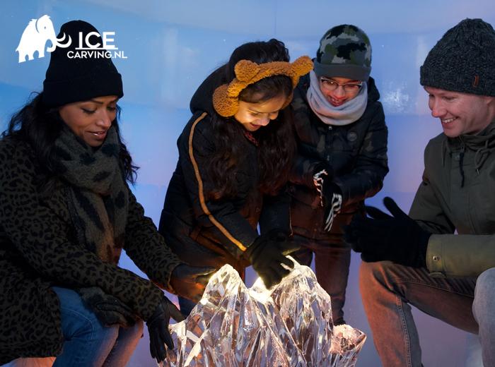 Korting Entreeticket voor IJsmuseum Icecarving Valkenburg