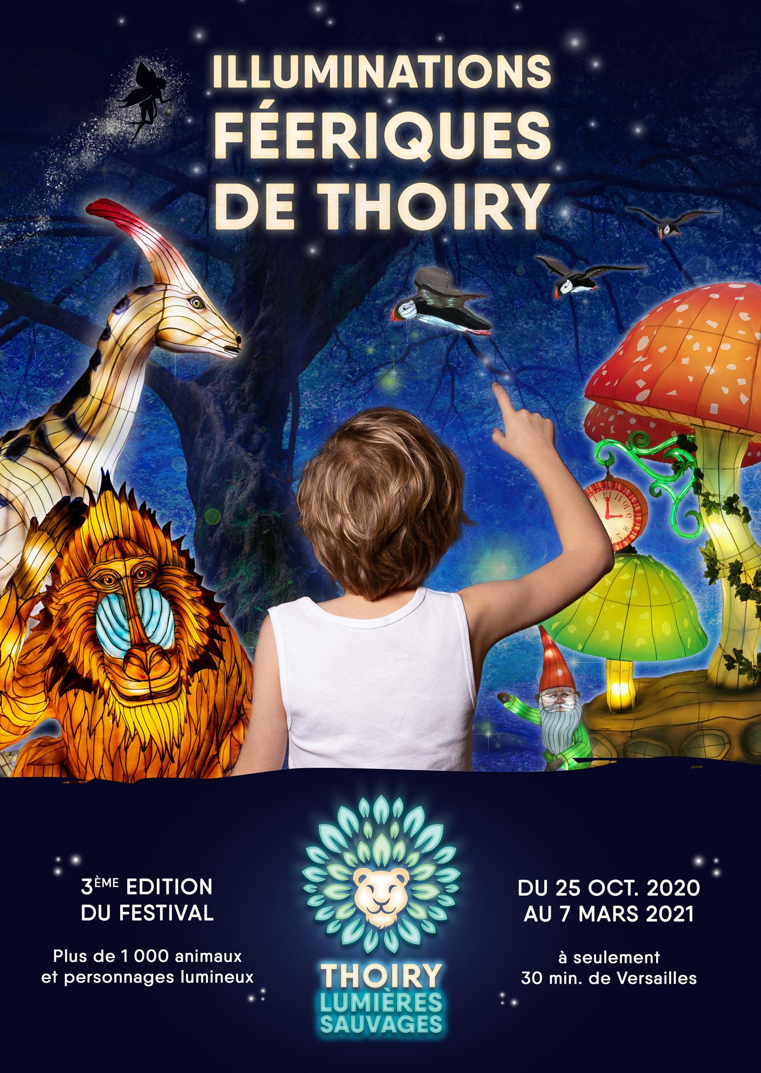 Spot ruim 800 diersoorten vanuit je eigen auto in Thoiry Zoo Safaripark Parijs