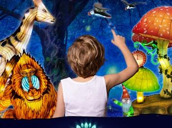 Spot ruim 800 diersoorten vanuit je eigen auto in Thoiry Zoo Safaripark