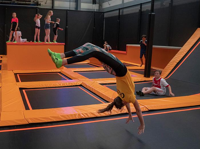 Ga trampoline springen bij Jumpin' Noordwijk!