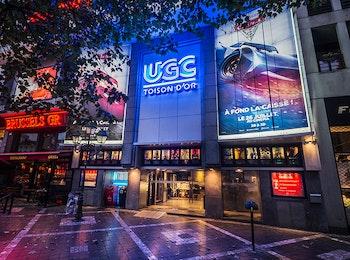 Film en locatie naar keuze bij UGC België