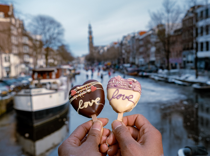Korting Foodtour Amsterdam in de Jordaan of de 9 Straatjes