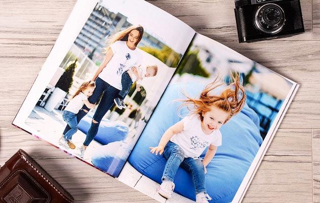 Leg herinneringen vast in een fotoboek van Colorland!