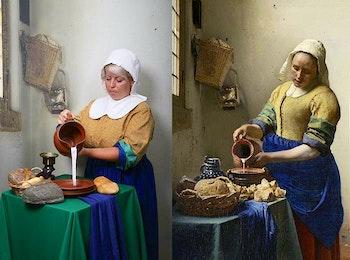 Fotoshoot in kostuum bij Museumfoto Amsterdam